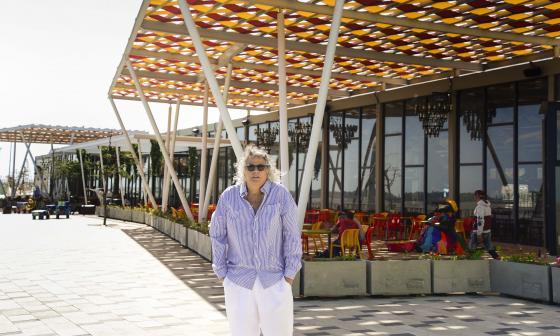 En entrevista con EL HERALDO, José Pérez habló de cómo materializó este proyecto.