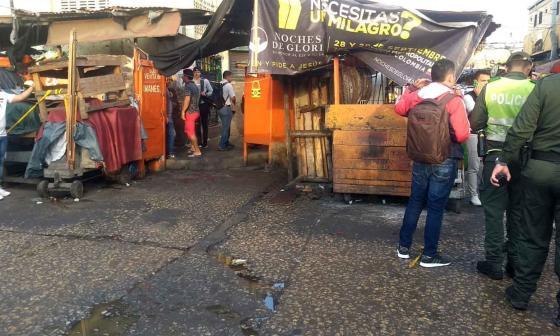 Asesinan de seis balazos a comerciante en El Boliche