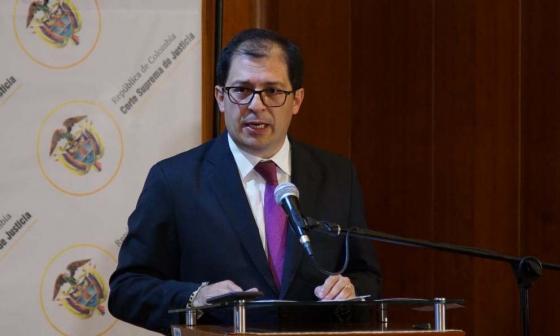 Francisco Barbosa fue elegido como fiscal general tras cinco sesiones de votación durante dos meses.