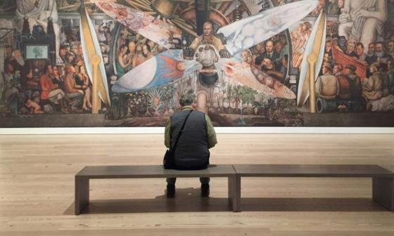 Una exposición que borra fronteras