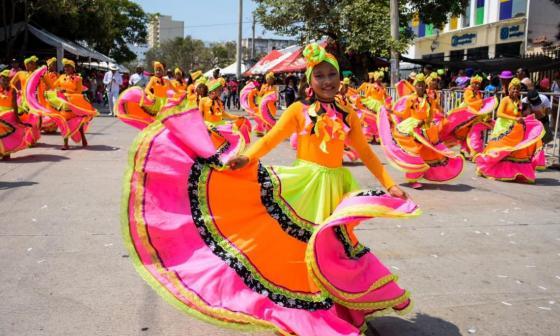 Este domingo habrá cierres viales en Barranquilla por desfiles