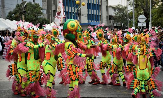 Cómo disfrutar el Carnaval  por primera vez