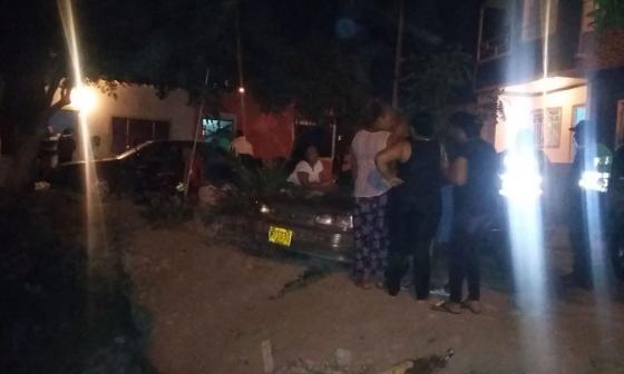 Un piropo dejó tres muertos en Santa Marta