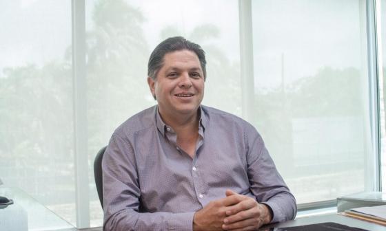 Gian Piero Celia Martínez-Aparicio, presidente de Serfinanza