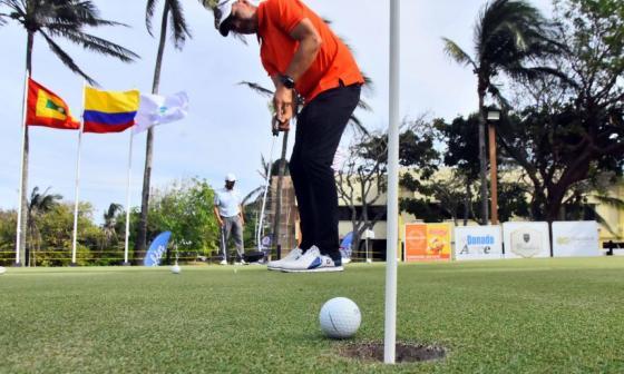 El Abierto Colombia de Golf será en el Caujaral
