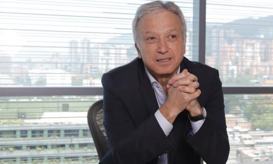 Gonazalo Pérez será el nuevo presidente del Grupo Sura