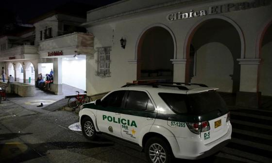 Reportan fuga de recluso en la Clínica del Prado