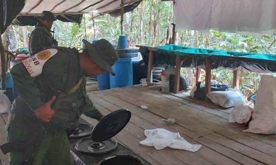 Venezuela incauta 800 kilos de cocaína en región fronteriza con Colombia