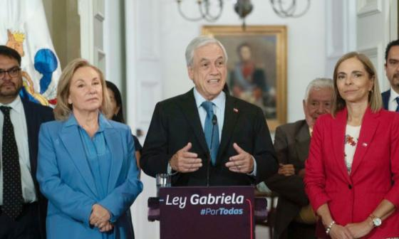 Piñera desata polémica en Chile al responsabilizar a las mujeres por sufrir abuso
