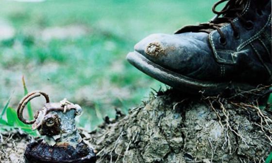 Denuncian aumento de víctimas por explosivos y minas antipersonales en el país