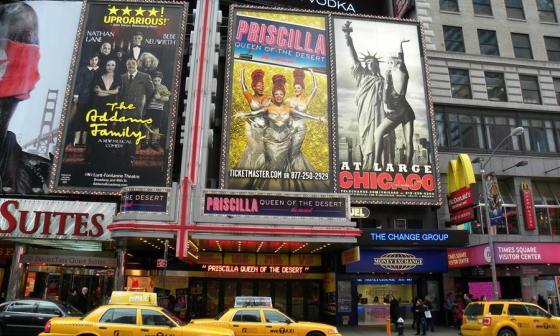 Broadway extiende dos meses su clausura por la COVID-19