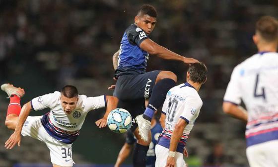 """""""La para me cogió en un gran momento futbolístico"""": Rafael Pérez"""