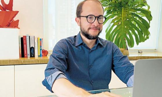 El presidente de la CCB, Manuel Fernández Ariza.
