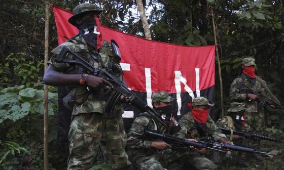ELN descarta prórroga de cese el fuego unilateral que acaba el 30 de abril