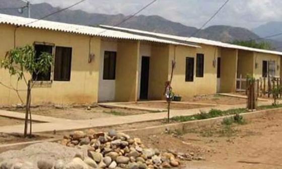Sucre participa en la política pública de vivienda rural