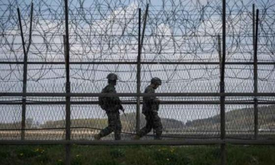 Las dos Coreas cruzan disparos en la frontera tras la reaparición de Kim Jong-un