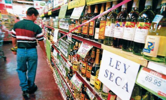 Desde este sábado a las 6 p.m. regirá Ley Seca en Barranquilla