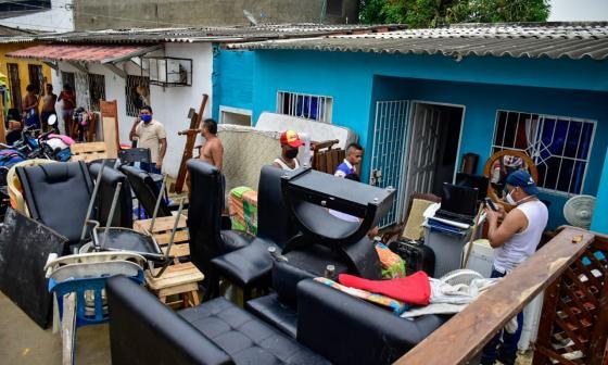 En video | Barranquilla colapsó en el primer gran aguacero del año
