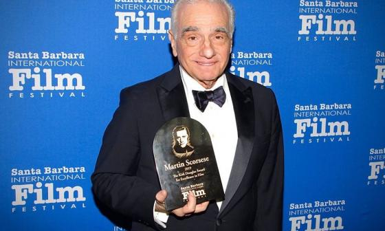 El director estadounidense Martin Scorsese