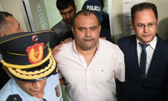 Confirman prisión preventiva de brasileño procesado en la causa de Ronaldinho