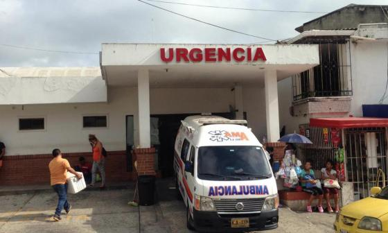 Hospital Niño Jesús.