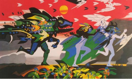En video   Conferencia por el centenario del pintor Alejandro Obregón