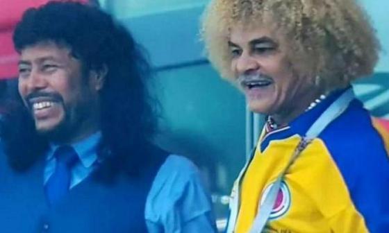 'El Pibe' e Higuita, entre los 50 jugadores más 'cool' de la historia