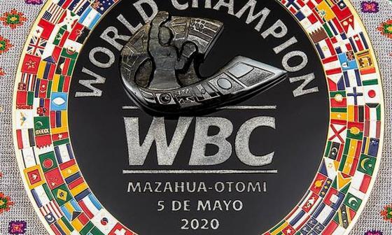 Consejo Mundial de Boxeo anuncia entrega de cinturón a héroes mexicanos