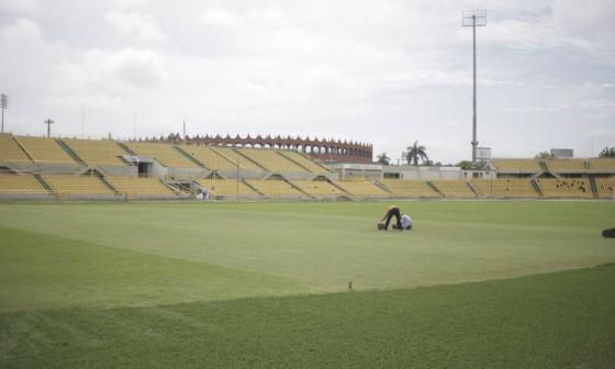¿Cuál calificación puso la Fifa a 10 estadios de Colombia?