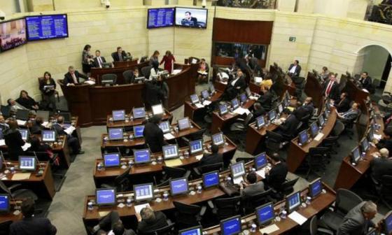 Senado de la República.