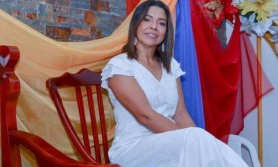 Alcaldesa de Luruaco, cortesía.