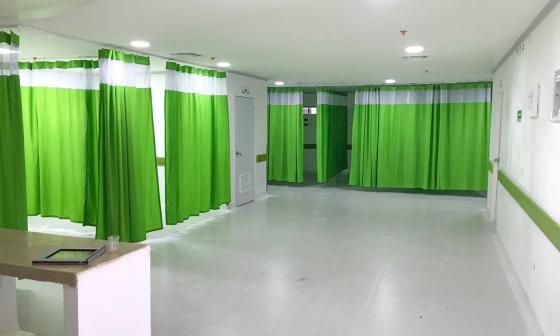 Entregan hospital de primer nivel en Canalete