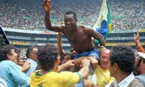 Brasil celebra 50 años de la conquista de su tercer título mundial