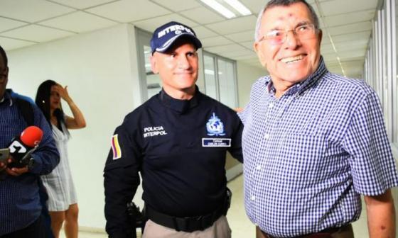 """""""Jaime Saade está a punto de ser extraditado"""": Martín Mestre"""