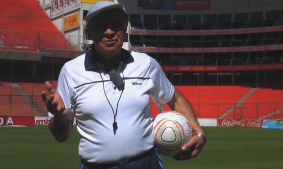 Muere el colombiano Leonel Montoya, que dejó huella en el fútbol ecuatoriano