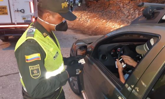 En video | Refuerzan patrullajes por falla en energía en Cartagena