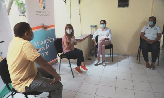 Búsqueda activa en Santo Tomás para evitar contagios por COVID-19