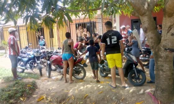 Ataque a bala deja un hombre herido en Sabanalarga