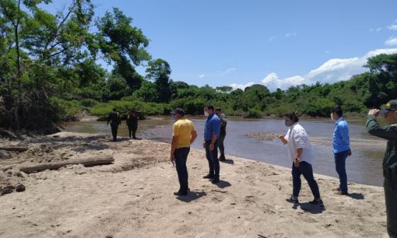 Corpocesar suspende extracción de material de arrastre en el río Cesar
