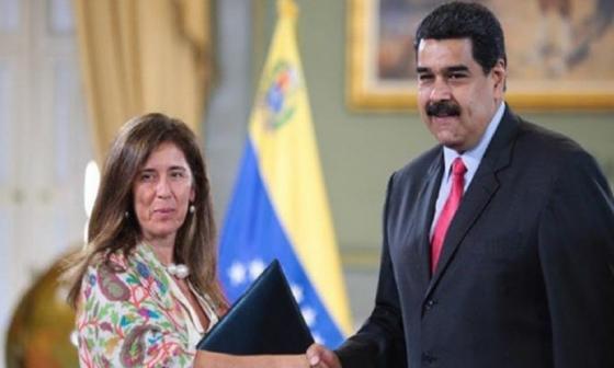 Colombia, Bolivia y Paraguay rechazan expulsión de embajadora UE de Venezuela