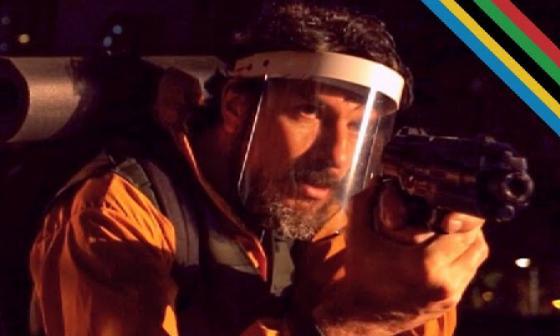 Escena del cortometraje realizado por los barranquilleros.