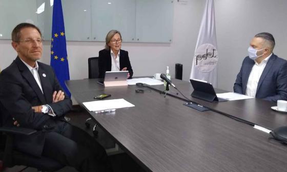 En video | $52 mil millones de la UE para la paz en Colombia