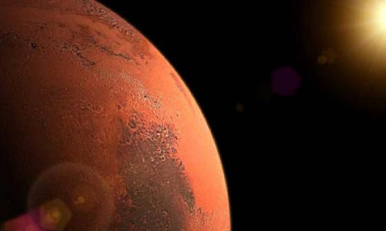 La misión captaría la primera imagen completa de la atmósfera de Marte.