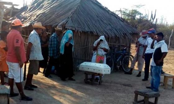 En medio de la pandemia siguen muriendo los niños wayuu por desnutrición