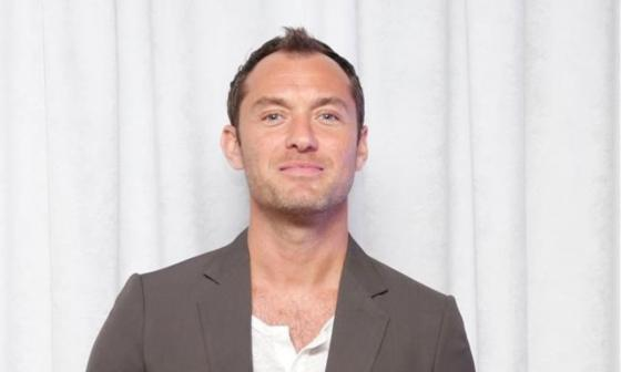 Jude Law se dirige a Nunca Jamás en la piel del Capitán Garfio