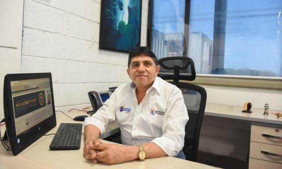 Designan a José Henao como nuevo rector (e) de Uniatlántico
