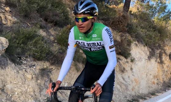 Juan Fernando Calle se estrenará en el Tour del Porvenir.