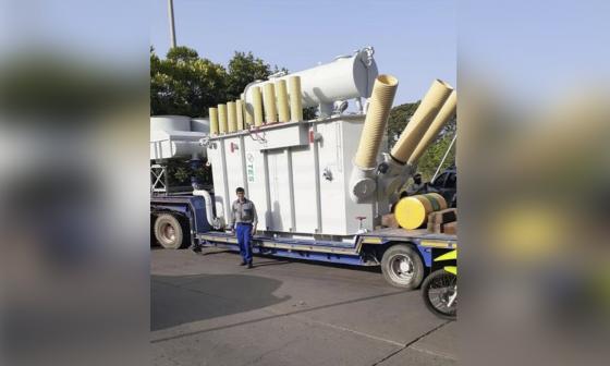 En 91% se restablece servicio de energía en Valledupar