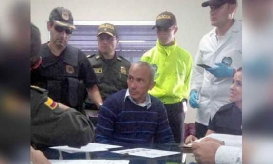 Jesús Figueroa Fonseca, alias Marquitos Figueroa, señalado capo del narcotráfico y contrabando en La Guajira.