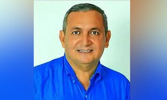 Juan Manuel Hoyos Angulo, alcalde de Betulia, Sucre.